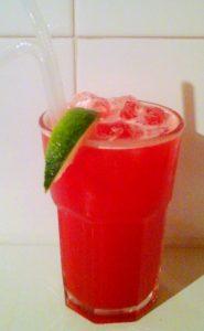 Dry January drink