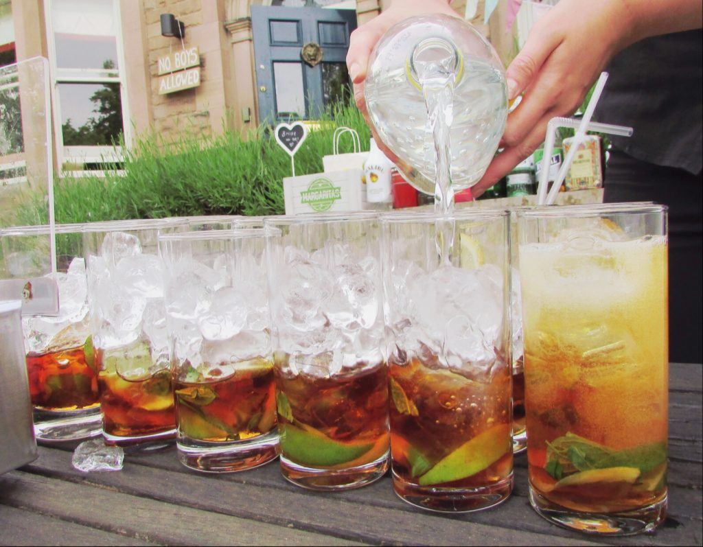 Cocktail making classes in yorkshire