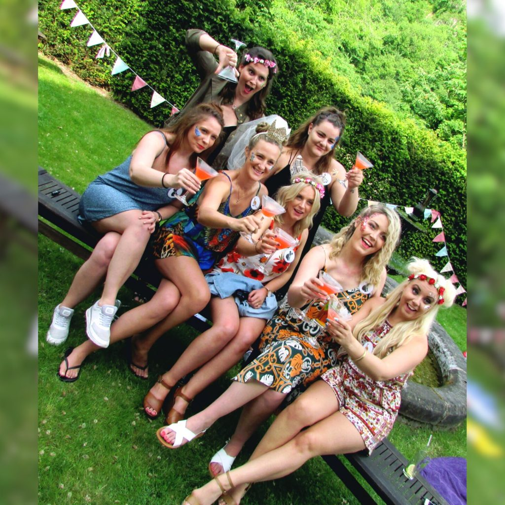 Hen Parties and Cocktails