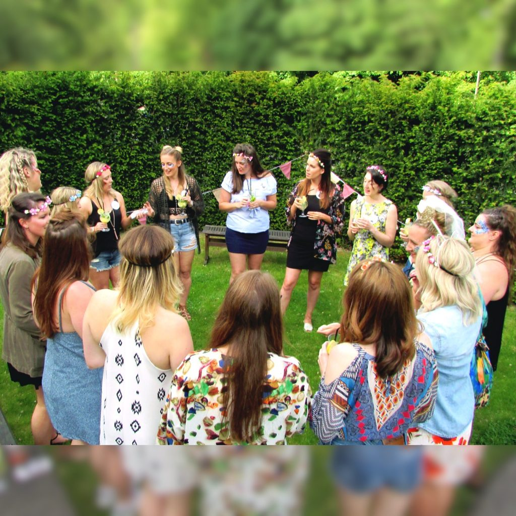 Hen Party drinking games