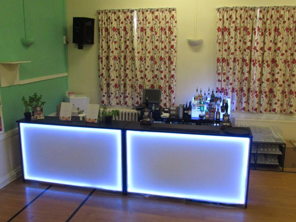 Full Bar Hire Service