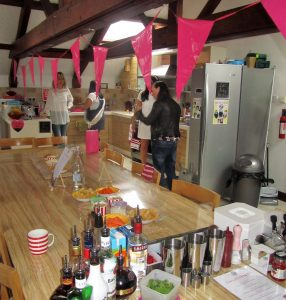 Featival Hen Party Decorations