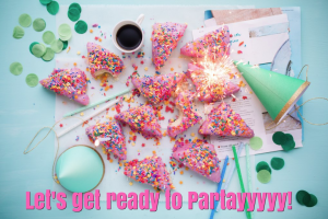 Lets get ready to party