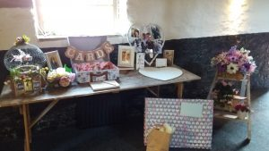 Card & Present Table