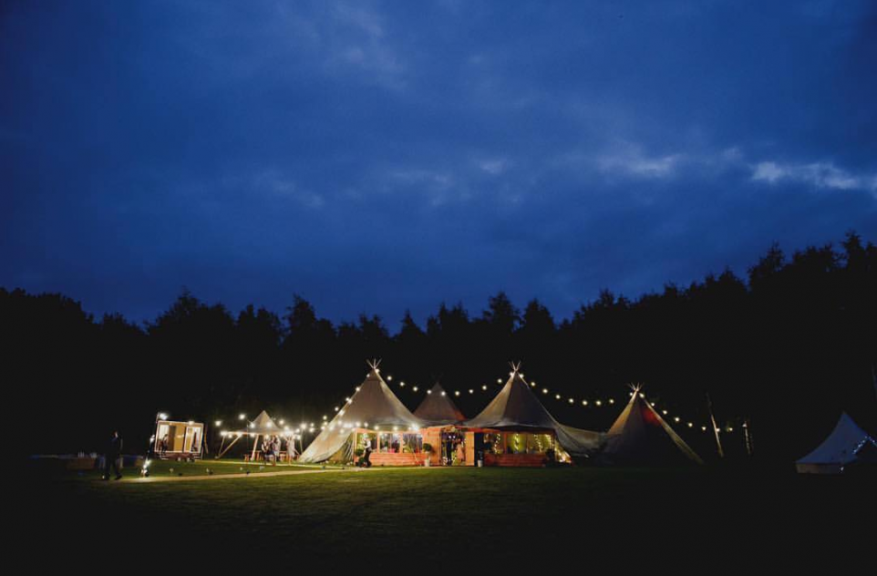 Weddings at The Hidden Hive in Derbyshire